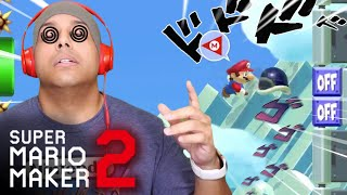 THIS LEVEL IS 100% CURSED!! [SUPER MARIO MAKER 2] [#53]