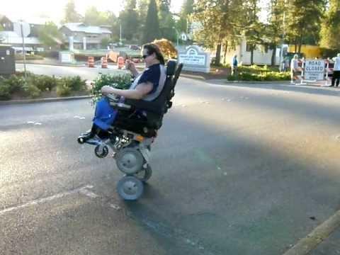 Ibot 4000 Wheelchair Handicap Disabled Stair Climbing
