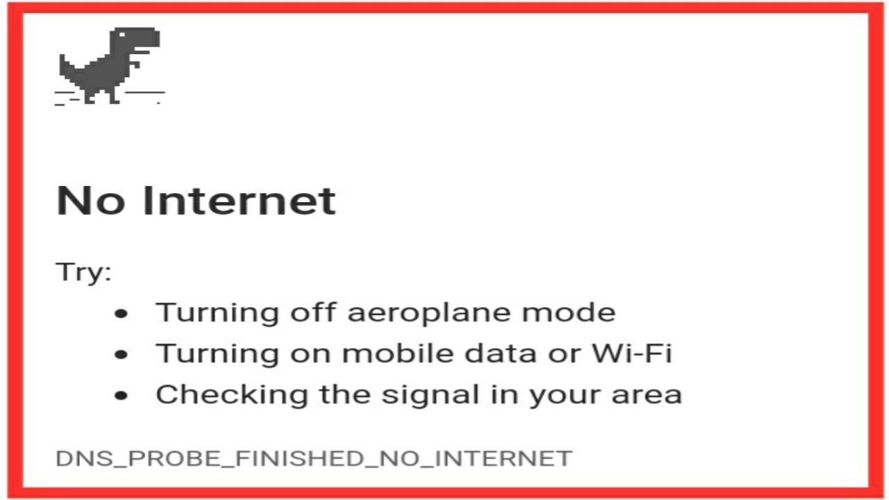 Fix No Internet Try Turning Off Aeroplane Mode Turning On Mobile Data Or Wi Fi Signal Issue Youtube