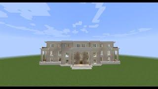 Epic Minecraft Mansion Speed Build