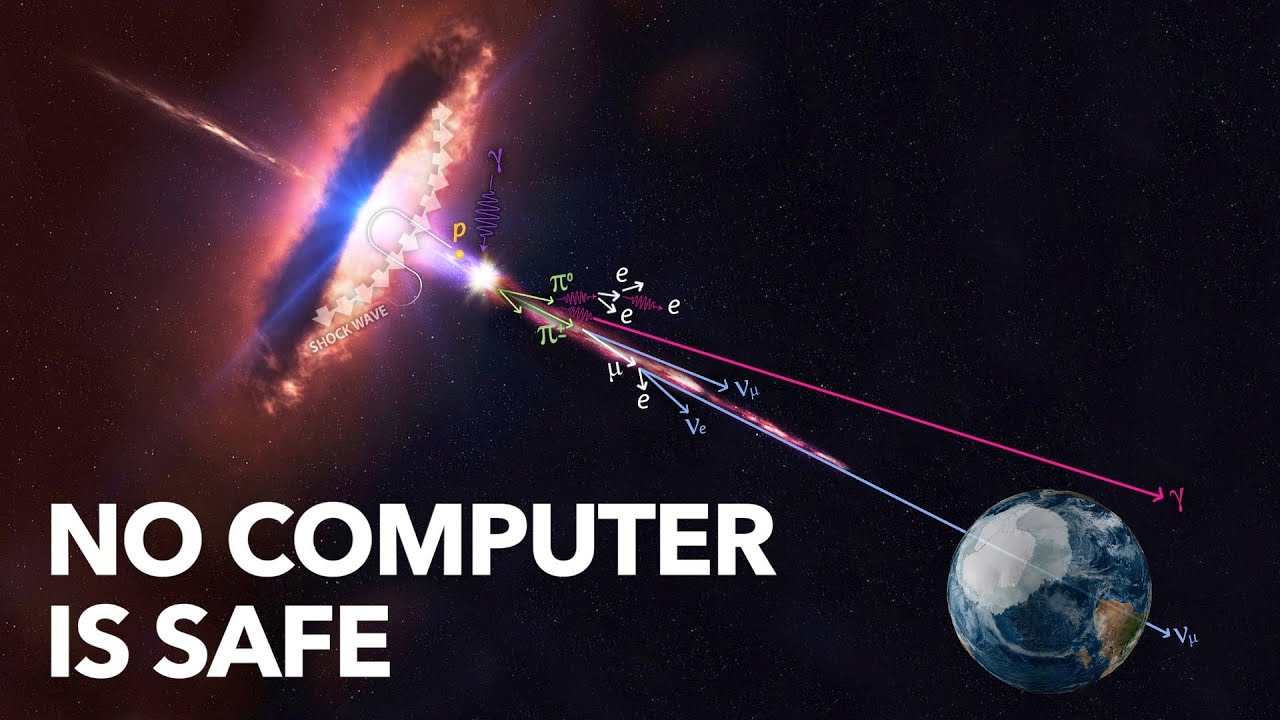 The Universe is Hostile to Computers