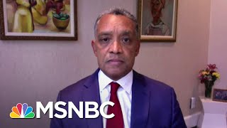 DC AG Racine: 'I'm Looking At A Charge Under The DC Code Of Inciting Violence'   Andrea Mitchell