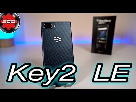 Blackberry Key2 LE Review En Español