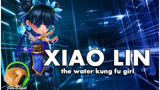 SUMMONERS WAR : Xiao Lin the Water Kung Fu Girl - Gameplay Spotlight