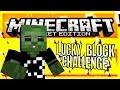 LUCKY BLOCK CHALLENGE - Minecraft Pocket Edition