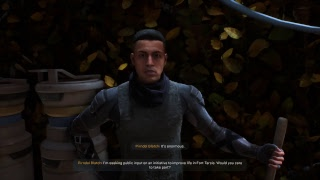 Anthem Day 1 Great Action (PS4 PRO) 1080P 60FPS