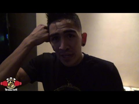 SANTA CRUZ EXPLAINS HOW FRAMPTON HURT HIM AND WHY FRAMPTON IS THE MOST DIFFICULT OPPONENT