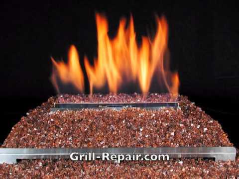 Alternative ventless gas fireplace designs. - YouTube