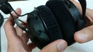 Beyerdynamic DT 770 Ear Pad Replace