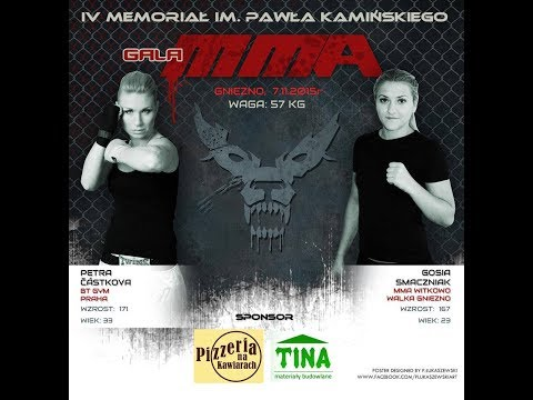 PKM 4: Gosia Smaczniak vs. Petra Castkova