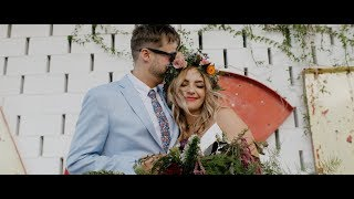 The Most Poetic Vows – A Desert Wedding at Ace Hotel in Palm Springs