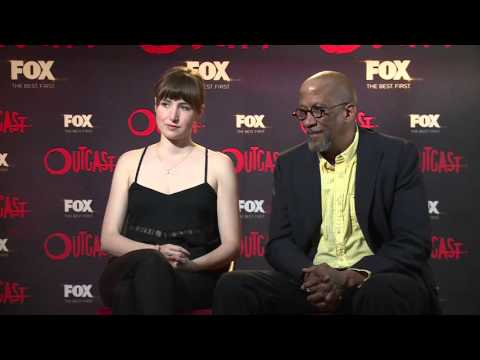 Outcast  Kate Lyn Sheil  Reg E. Cathey