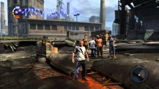 inFamous 2: Free Roam and User Generated Content