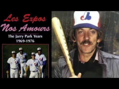 Montreal Expos Parc Jarry - Used To Be a Ballpark (Sinatra)