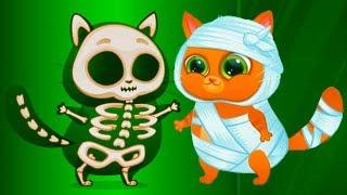 КОТЕНОК БУБУ #77 мультик игра про котика как ПЕСИК ДУДУ видео для детей про котят #ПУРУМЧАТА #КИД