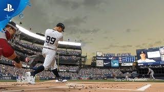 видео MLB The Show 18 обзор