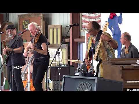 WINDOWPANE BLUES played by Tom Rigney and Flambeau at 2018 Jazzaffair, Three Rivers, CA