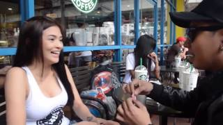 Pinoy Kissing Magic Trick - Carl Quion - RBreezy