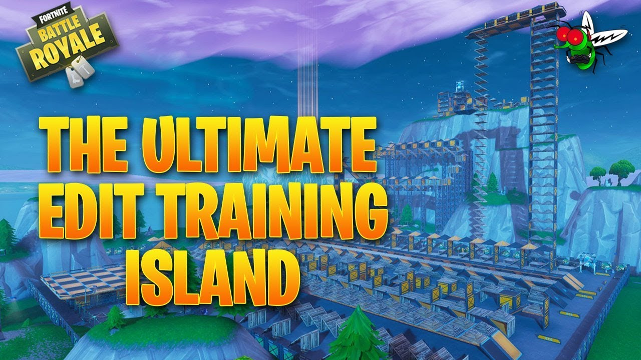 The Ultimate Edit Training Island Code In Description