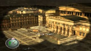 """Sniper Elite - Level 3 """"Extract the Agent"""" - Part 4: French Cathedral"""