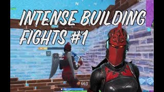 Fortnite build fight compilation #1 - Martoz