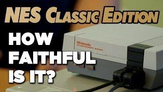 NES Classic System Impressions