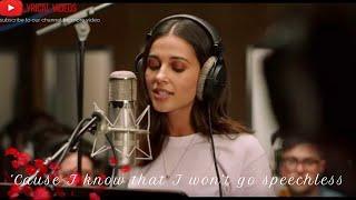 "Naomi Scott - Speechless From ""Aladdin"" l whatsapp status lyrical"