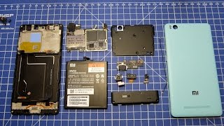 Как разобрать телефон Xiaomi Mi4c