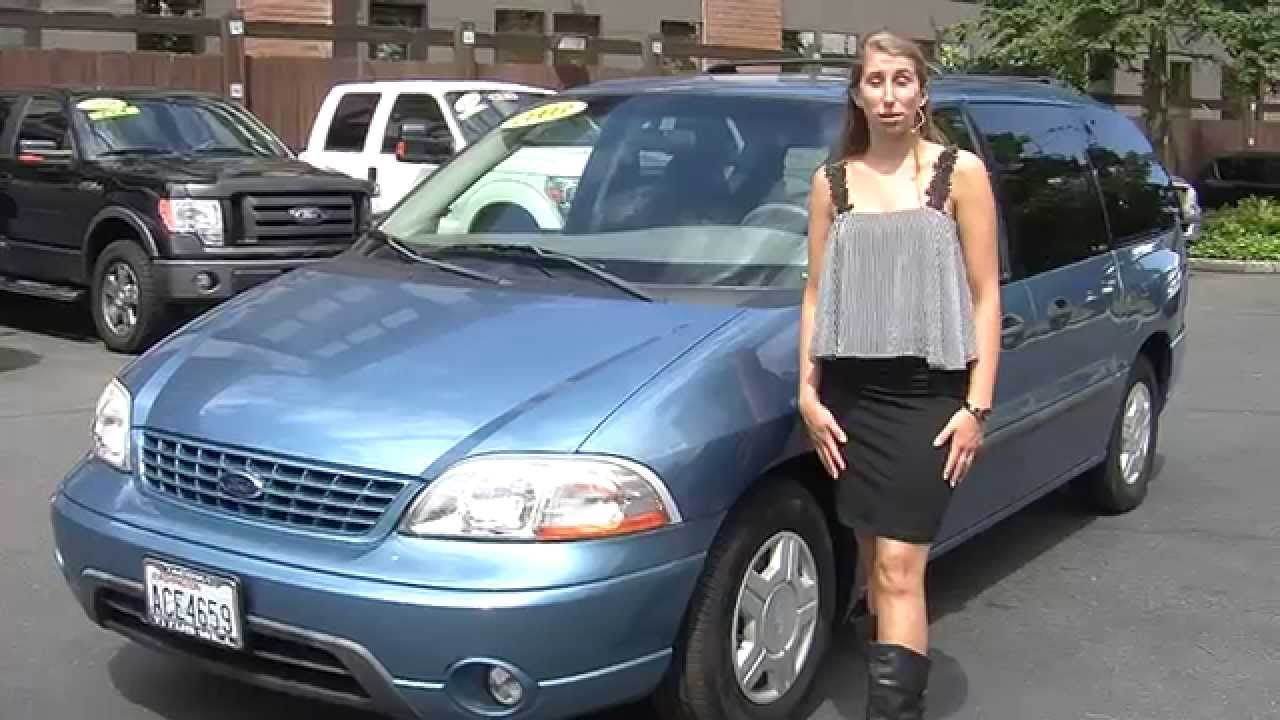 Virtual video walk around of a 2003 ford windstar lx at titus will ford f305998a youtube
