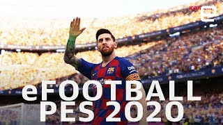 Pro Evolution Soccer 2020 Hands-On at E3 2019