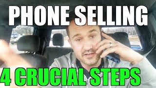 Selling Landscaping Jobs Over The Phone | 4 Crucial Steps & Business Lessons I Learned the Hard Way