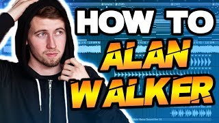 ALAN WALKER IN UNDER 3 MINUTES | FREE FLP