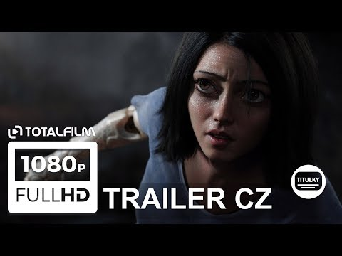 Alita: Bojový anděl (2018) CZ HD trailer