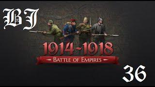 Прохождение Battle Of Empires 1914-1918. На подступах к Сент-Кантен (36 эпизод)