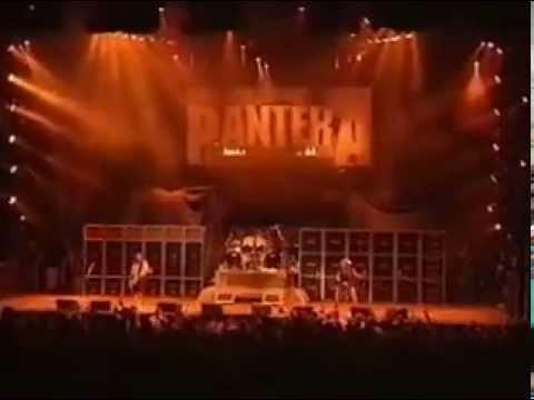 pantera ozzfest 2000 full hd