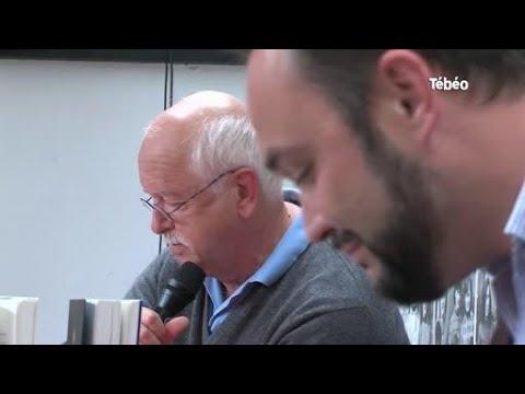 13 Dimanches : Benoît Menut & Erick Orsenna à Huelgoat