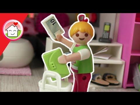 playmobil film lena geht alleine einkaufen geschichte f r kinder von familie hauser deutsch. Black Bedroom Furniture Sets. Home Design Ideas