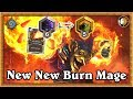 Hearthstone Rank 6 To 5 Home Brew Burn Mage mp3