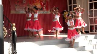 Mal Mal Heenaye Dance performance - SSLSD , 67th Independence day of Sri Lanka