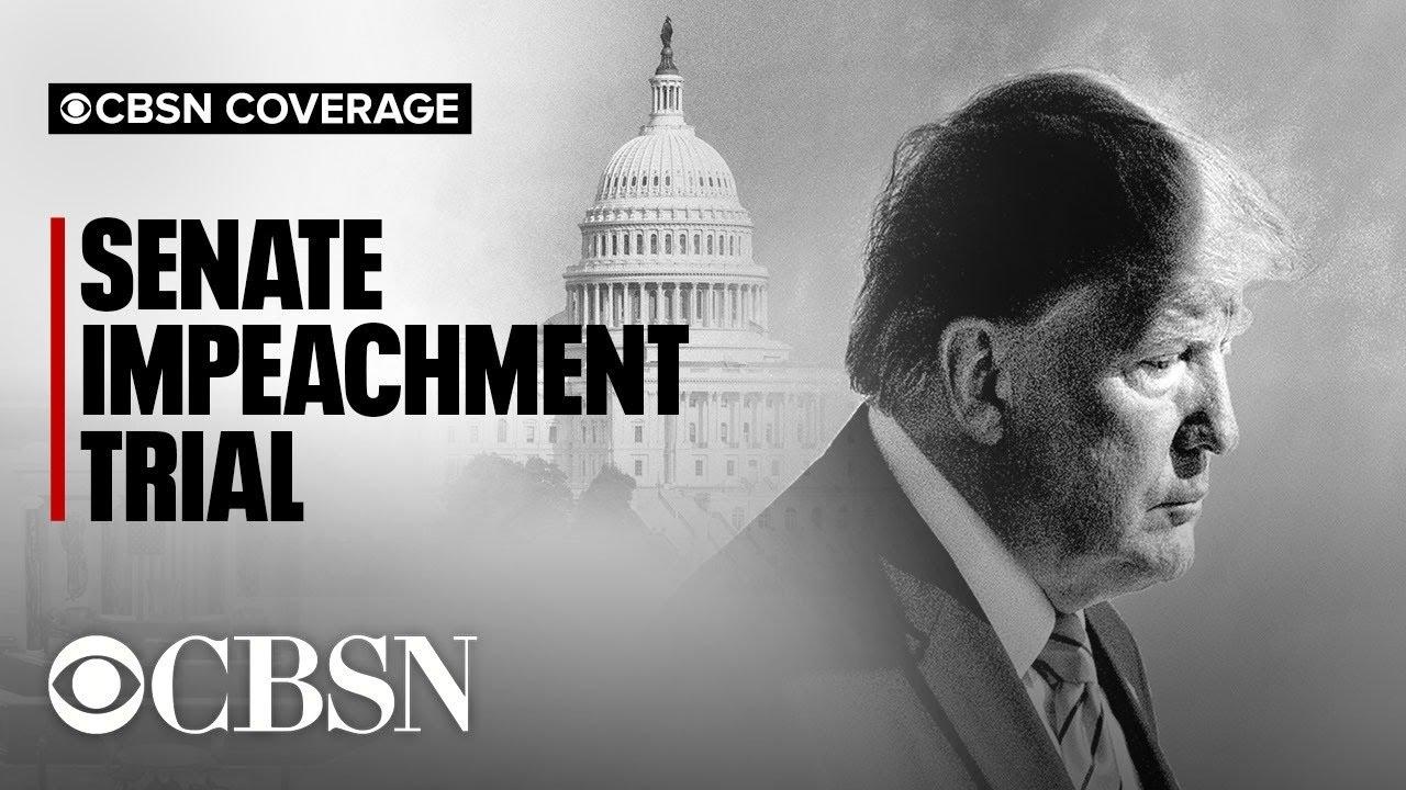 Download Donald Trump's second impeachment trial | Day 2