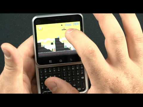 Motorola Flipout Review