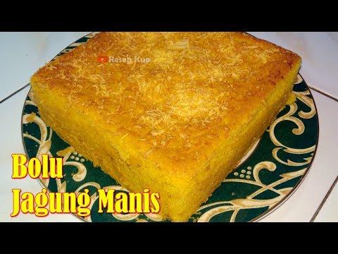 resep-bolu-panggang-jagung-manis---cara-membuat-bolu-panggang