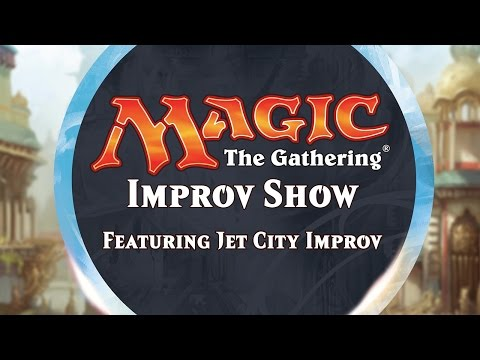 Magic at PAX - Improv Show featuring Jet City Improv