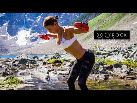 BodyRock Elevate – День 43 - Упражнения для рук