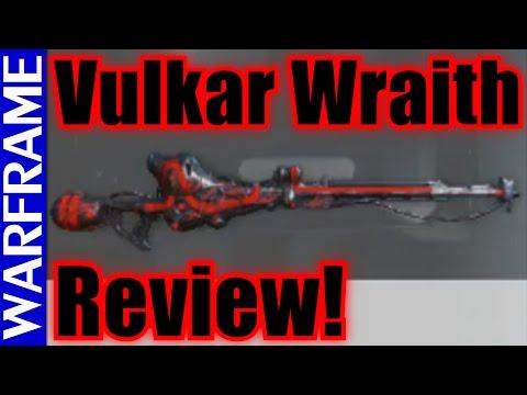 Warframe Vulkar Build