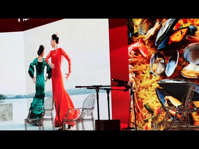 Feria Shanghai 2019  Luis Norteflamenco