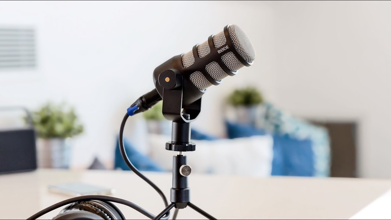 Introducing The Podmic Podcast Ready Dynamic Microphone