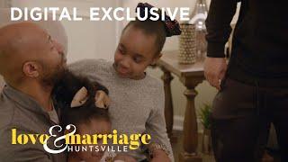 Marsau Shares Funny Fatherhood Advice | Love and Marriage: Huntsville | Oprah Winfrey Network
