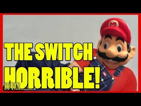 The Nintendo Switch Is Horrible!!!! - An Honest Switch Rant - THGM
