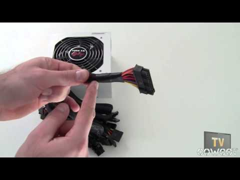 [Cowcot TV] Présentation alimentation In Win Green Me 650 watts